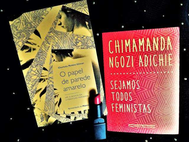 O Papel de Parede Amarelo + Sejamos Todos Feministas