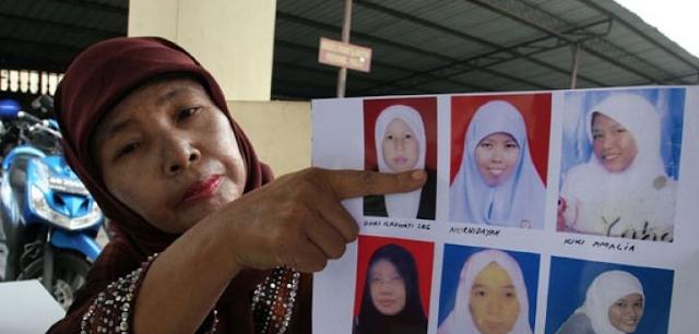 Situs-situs Radikal dan Munculnya Mahasiswi Indonesia Pendukung ISIS