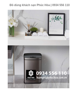 thùng rác cao cấp nhập khẩu bởi Phúc Hòa