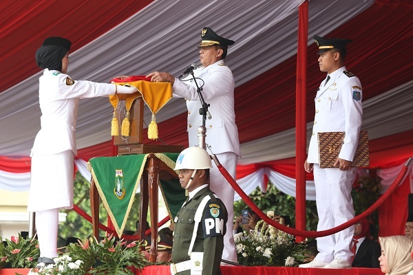 Gubernur Banten: Yang Menghalangi Pendidikan Gratis Penjajah