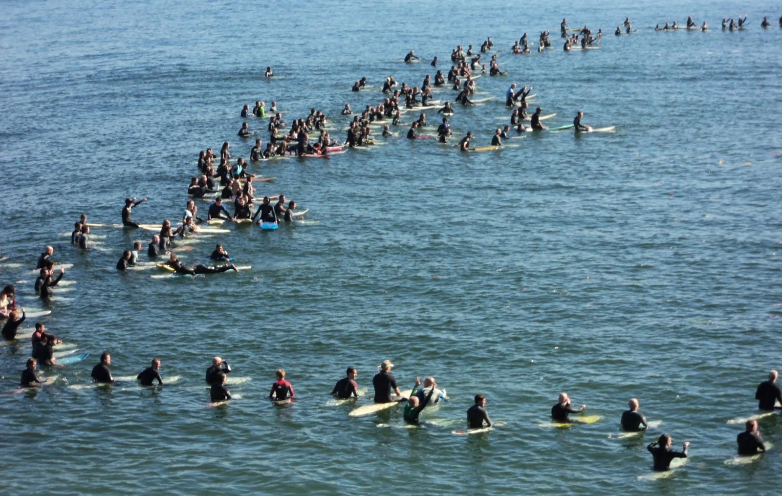 SurfWriter Girls: In Memory of Natalie Kotsch