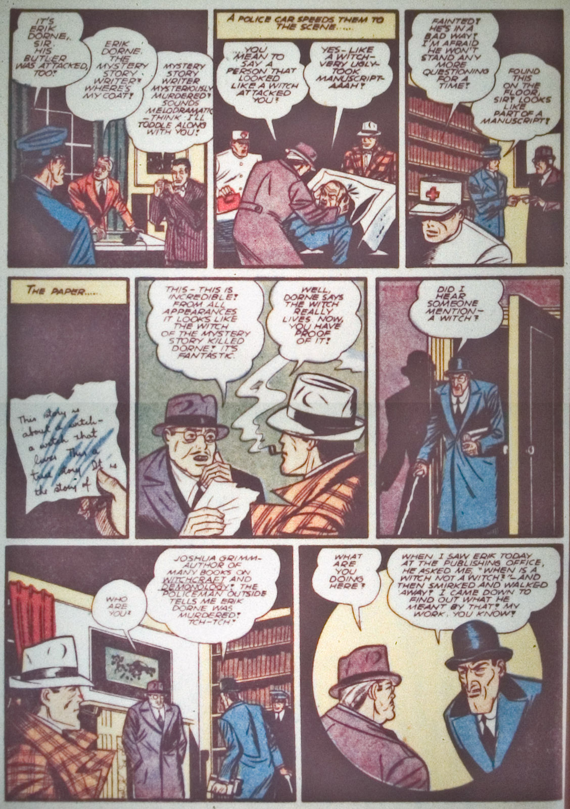 Read online World's Finest Comics comic -  Issue #1 - 87