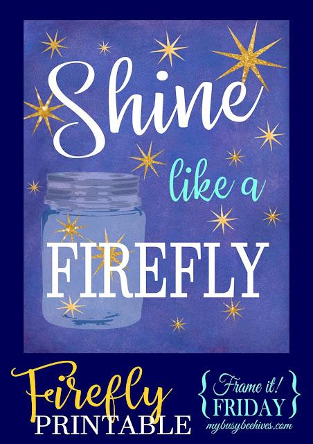 Firefly printable