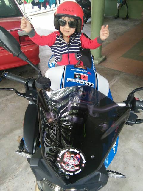 Cerita Ride Bertiga