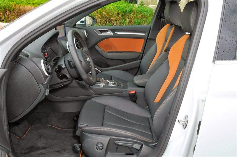 Audi A3 Sedan inceleme Resimleri
