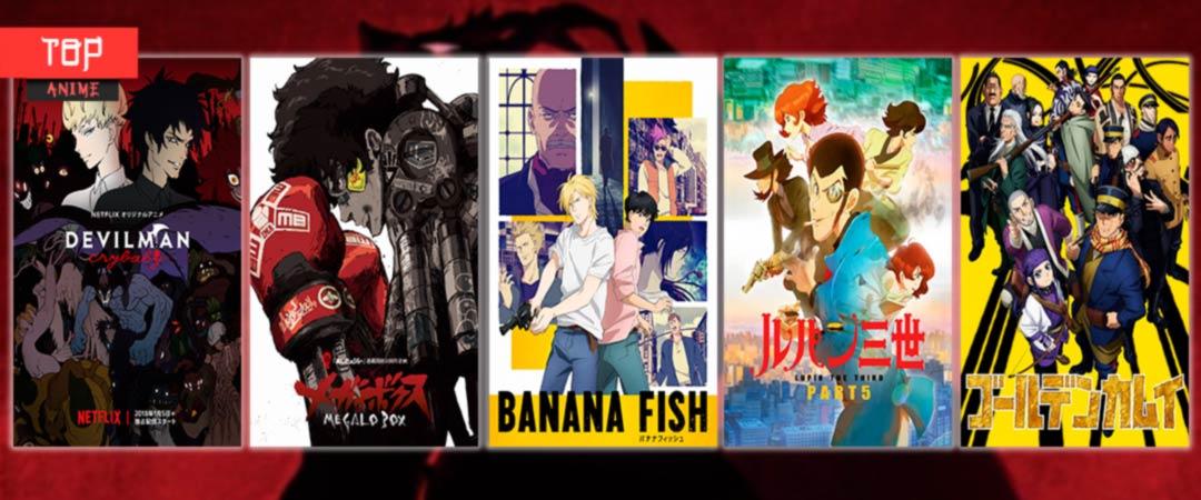 Top 5 mejores animes 2018 - Hikari No Hana