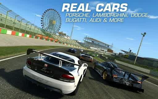 Real Racing 3 apk full mod