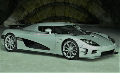 Koenigsegg CCXR Trevita mobil termahal
