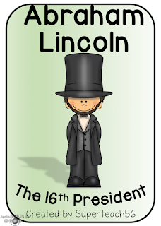 Abraham LIncoln Interactive Books