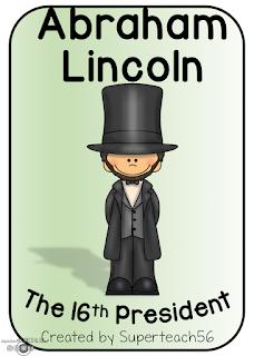 Abraham LIncoln Interactive Books