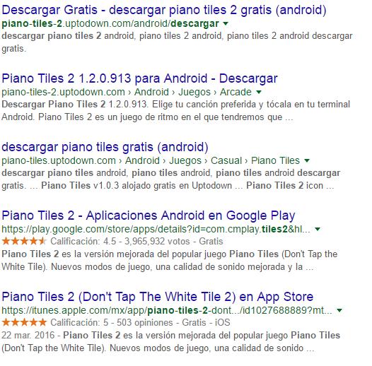 Descargar Gratis Piano Tiles 2 Para Android 2016 Full Descargar