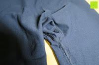 Schritt: Beauty SleepLeggings ALHENA - Anti-Cellulite Schlaf-Hose (3/4 Capri Leggings) mit hautpflegender und thermoregulierender Funktion für die Nacht