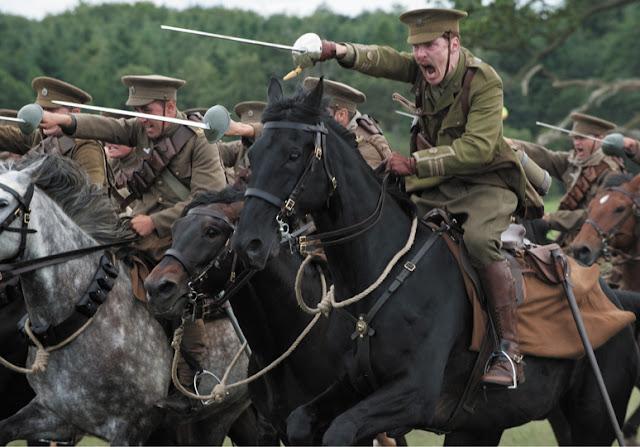Soldados a la batalla