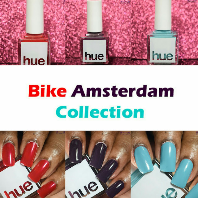 Square Hue Bike Amsterdam Collection