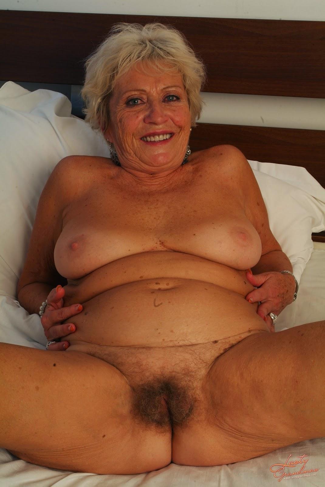 A granny porn