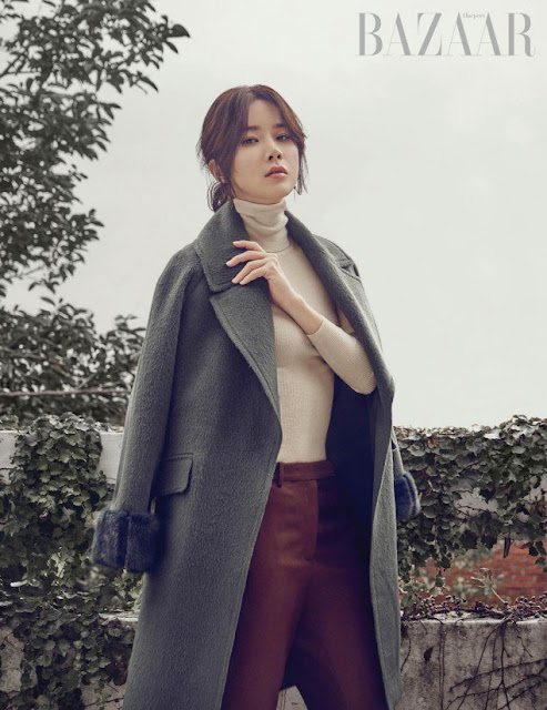 Harper Bazaar 3 Lee Bo Young