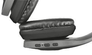 cuffie wireless bluetooth trust 20472