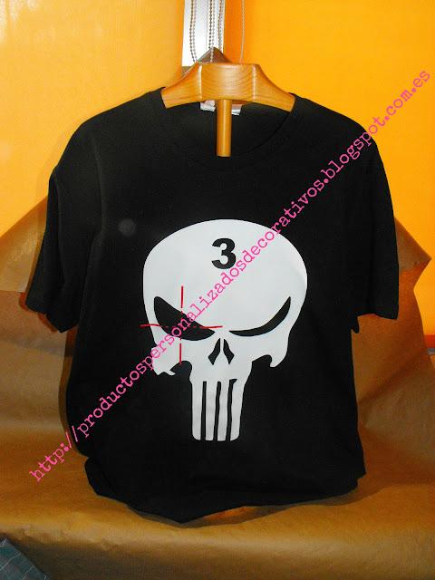 camisetas personalizada hombre