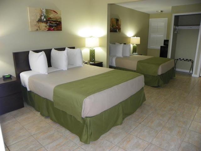 Hotel Island Shores Inn em Saint Augustine: quarto