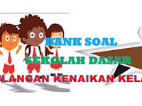 Download Bank Soal UKK Sekolah Dasar
