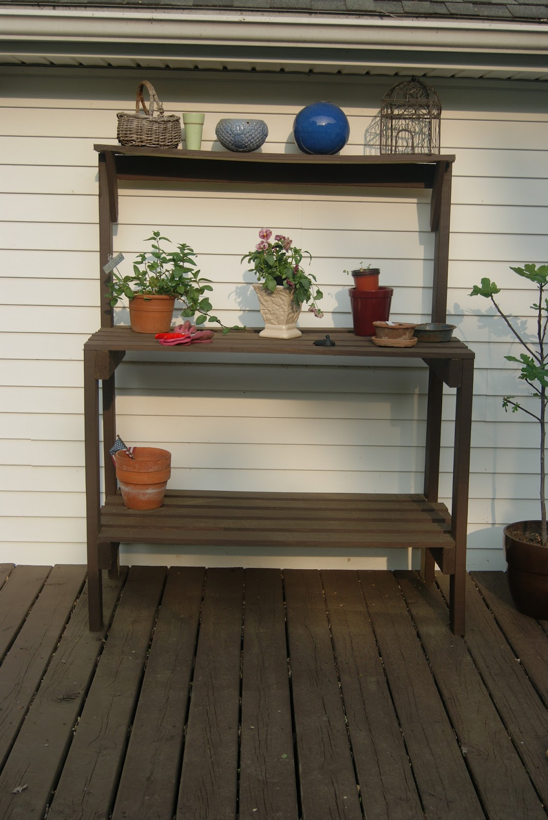 Super The Boulevard Market Life Build Your Own Potting Bench Gmtry Best Dining Table And Chair Ideas Images Gmtryco