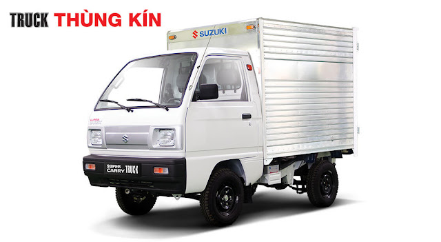 Xe Tai 500kg Thung Kin