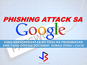 """A massive attack on Google hit millions of Gmail users after receiving an email which instructs the user to click on a document. After that, a very google-like page that will ask for your password and that's where you get infected. Experts warned that if ever you received an email which asks you to click a document, please! DO NOT CLICK IT!  This """"worm"""" which arrived in the inboxes of Gmail users in the form of an email from a trusted contact asking users to click on an attached """"Google Docs,"""" or GDocs, file. Clicking on the link took them to a real Google security page, where users were asked to give permission for the fake app, posing as GDocs, to have an access to the users' email account.  For added menace, this worm also sent itself out to all of the contacts of the affected user Gmail or and others spawning itself hundreds of times any time a single user was hooked on its snare.  Follow Google Docs  ✔@googledocs We are investigating a phishing email that appears as Google Docs. We encourage you to not click through & report as phishing within Gmail. 4:08 AM - 4 May 2017       4,6234,623 Retweets     2,5192,519 likes It is a common strategy but what puzzled millions of affected users was the sophisticated construction of the malicious link which was so realistic; from the email sender to the link that remarkably looks real. Worms or phishing attacks generally access your personal information like passwords of your bank accounts, social media accounts, and others.  This gmail/docs hack is clever. It's abusing oauth to gain access to accounts. 4:51 AM - 4 May 2017       Retweets     11 like    Follow St George Police @sgcitypubsafety Do you Goole? Or use GMAIL? Watch out for this scam & spread the word (not the virus!) https://www.reddit.com/r/google/comments/692cr4/new_google_docs_phishing_scam_almost_undetectable/ … 4:50 AM - 4 May 2017  Photo published for New Google Docs phishing scam, almost undetectable • r/google New Google Docs phishing scam, almost undet"""