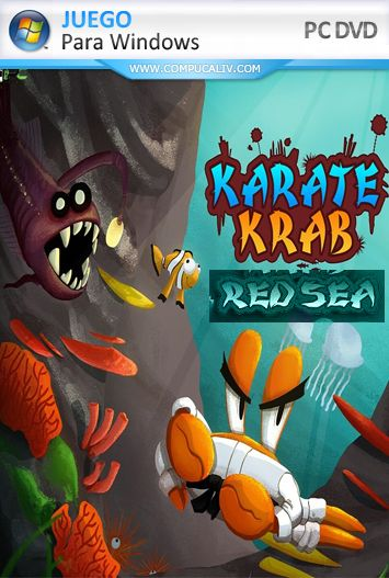 Karate Krab PC Full Español + DLC Red Sea