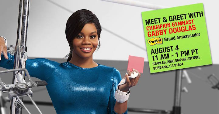 Average socialite meet greet with gabby douglas la meet greet with gabby douglas la m4hsunfo