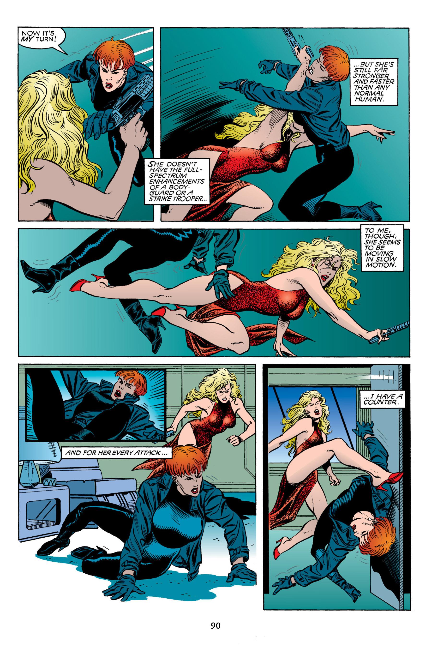 Read online Aliens vs. Predator Omnibus comic -  Issue # _TPB 2 Part 1 - 89
