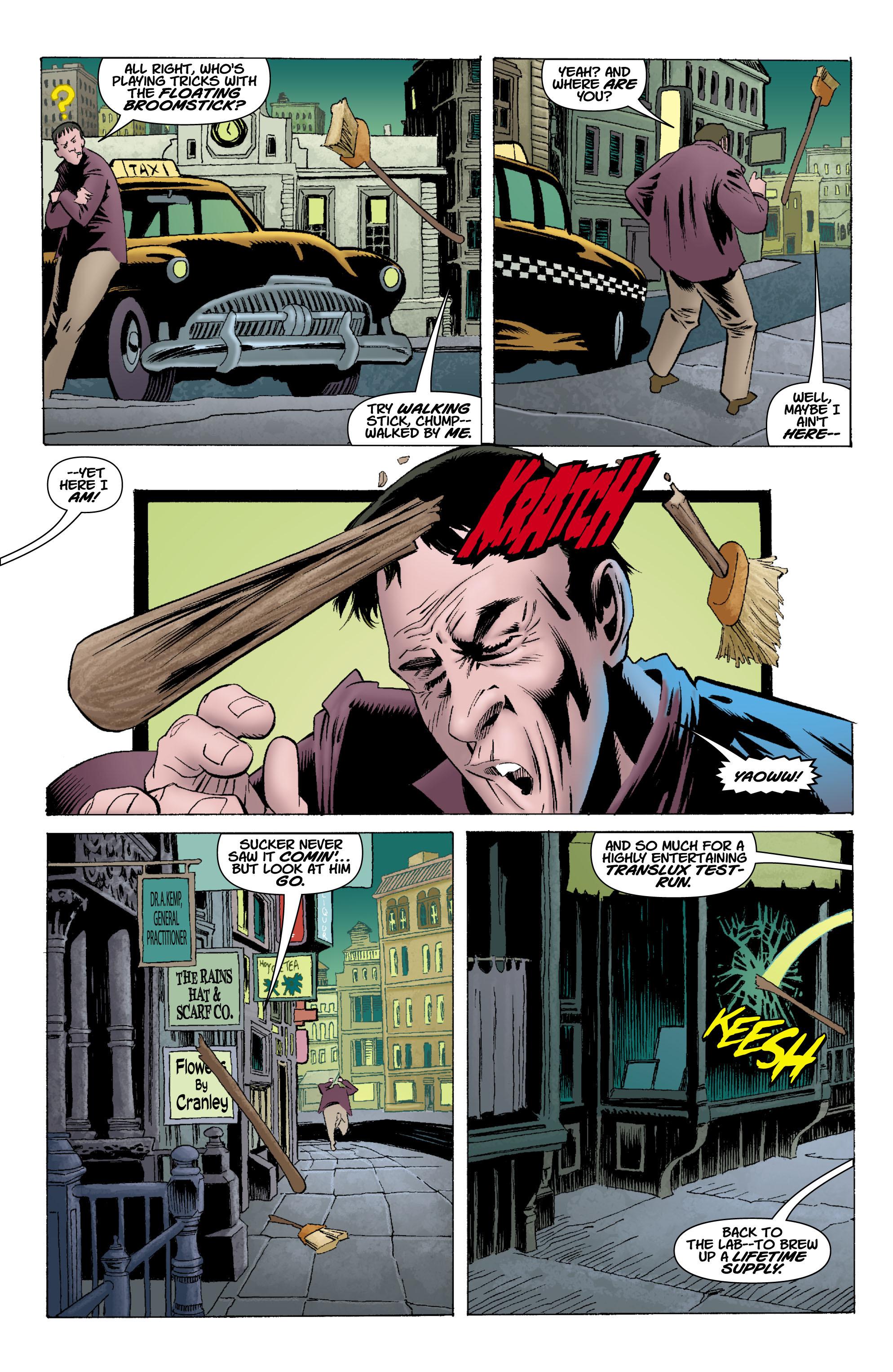 Read online Batman: Unseen comic -  Issue #2 - 4