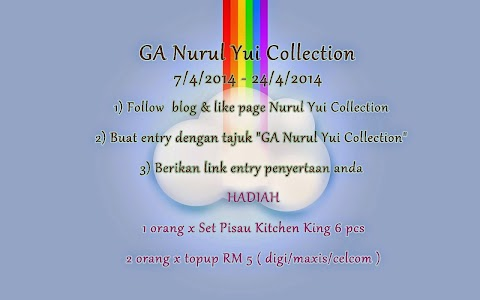 GA Nurul Yui Collection