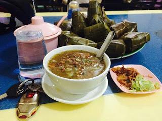 Coto Daeng Makassar, Wisata Kuliner di Makassar, Makanan Enak