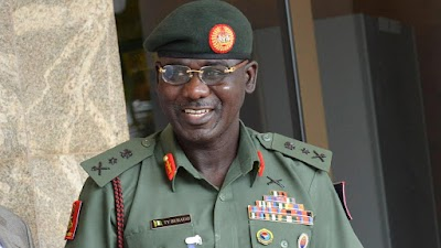 Elections: No Military Escorts For Politicians-Army Chief says