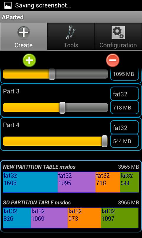 Cara Partisi SD Card Untuk Aplikasi Link2SD di Android