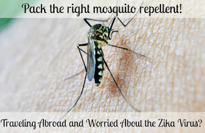 Traveling Abroad and Worried About the Zika Virus?