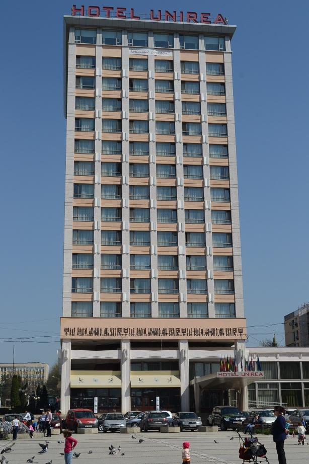Hotel Unirea, Iasi