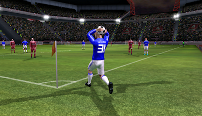 Download Game Dream League Soccer 2017 v4.01 Mod Apk + Data For Android
