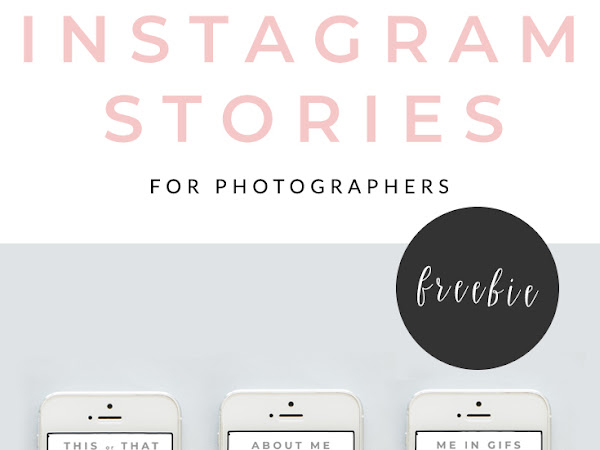 Free Instagram Stories for Photographers