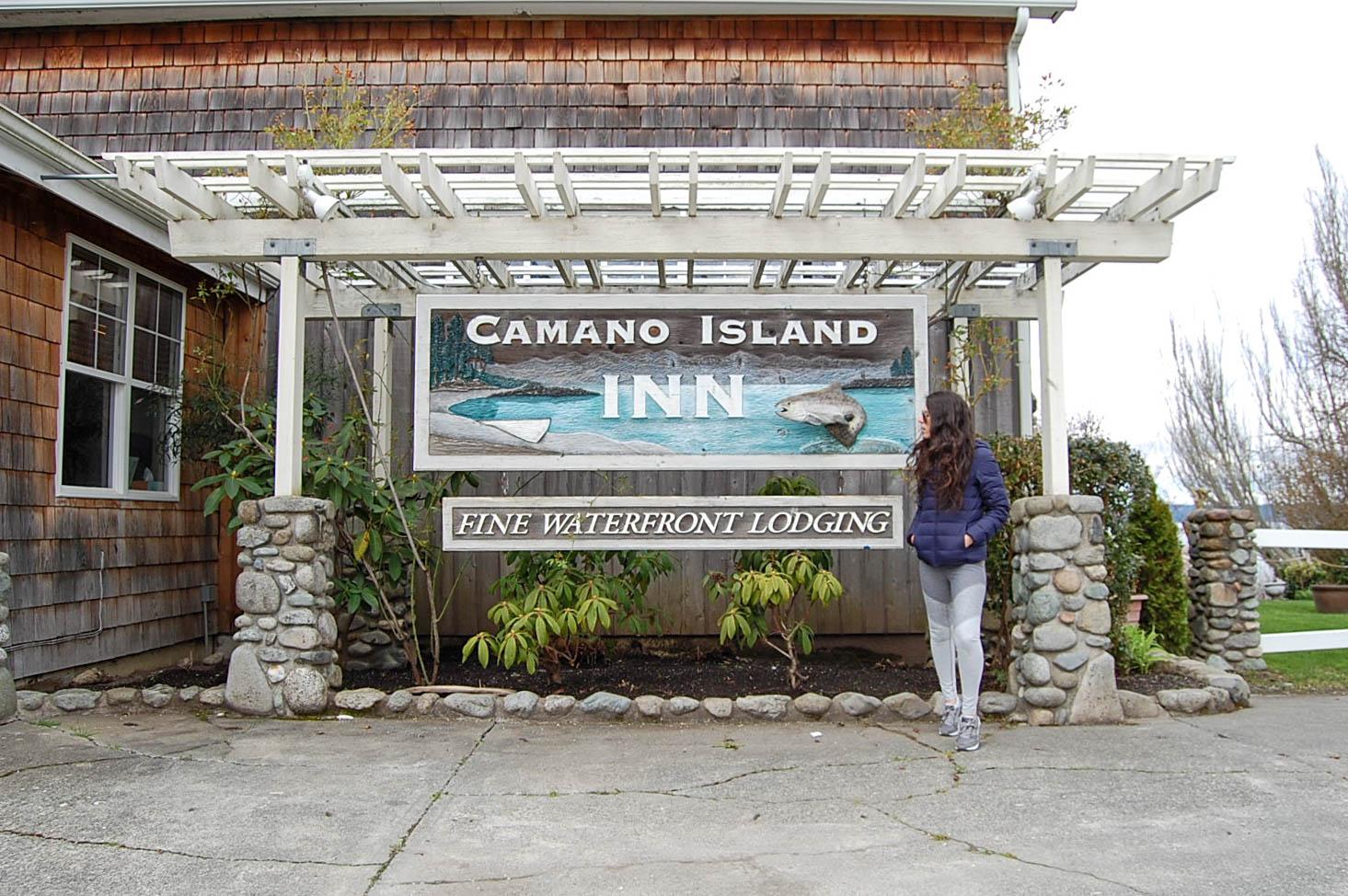 A Weekend Getaway to Camano Island