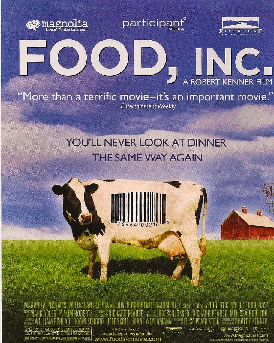 Food inc notes