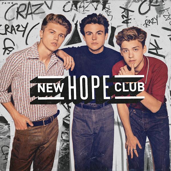 New Hope Club - Crazy - Single Cover