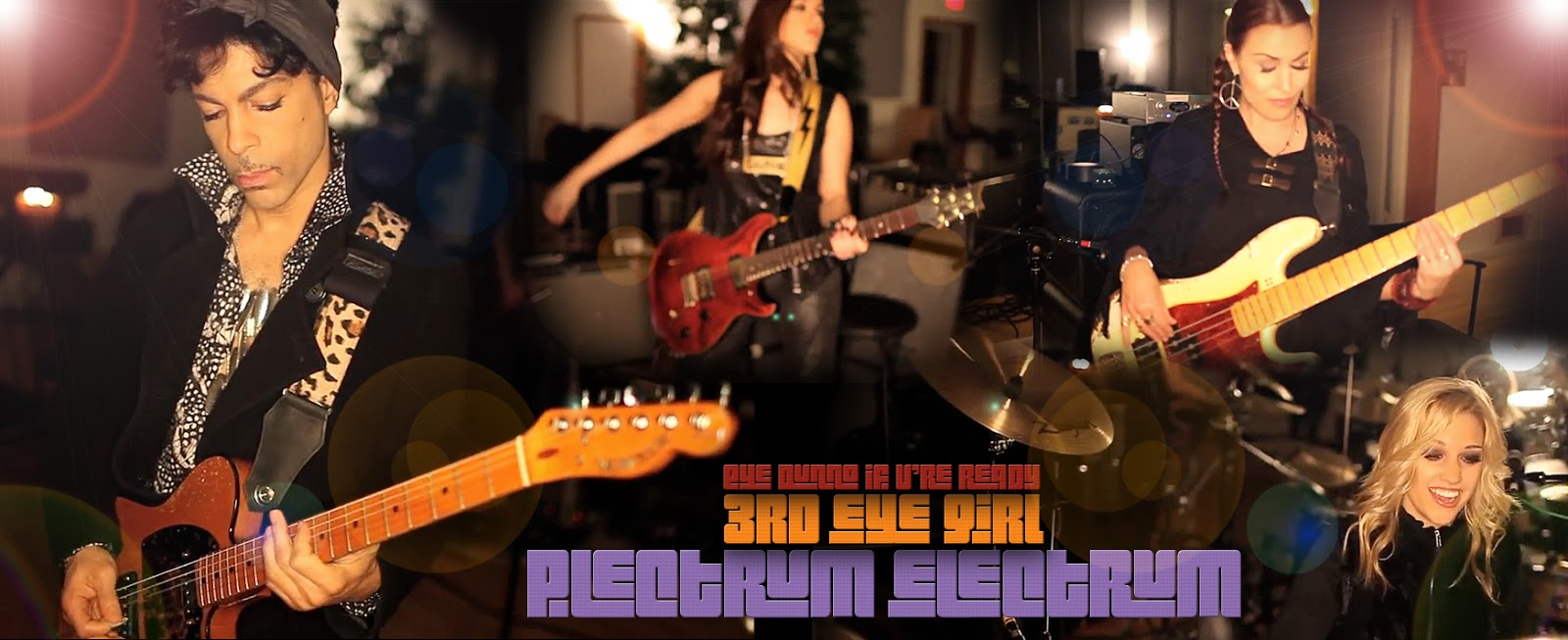 a2a0227d33 Prince   3RDEYEGIRL - Art Cover And Video For PLECTRUMELECTRUM ...