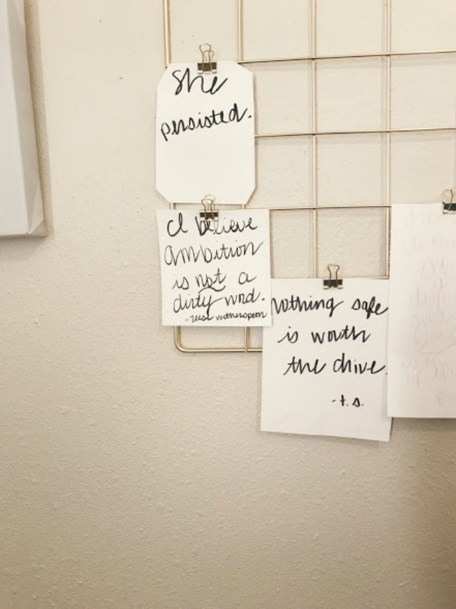 How To Make An Inspiration Board Easy