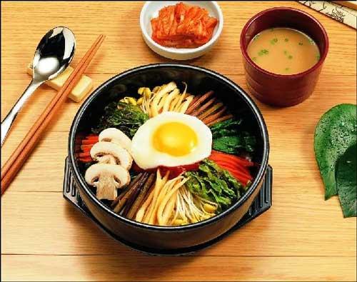 5 Makanan Khas (Drama) Korea