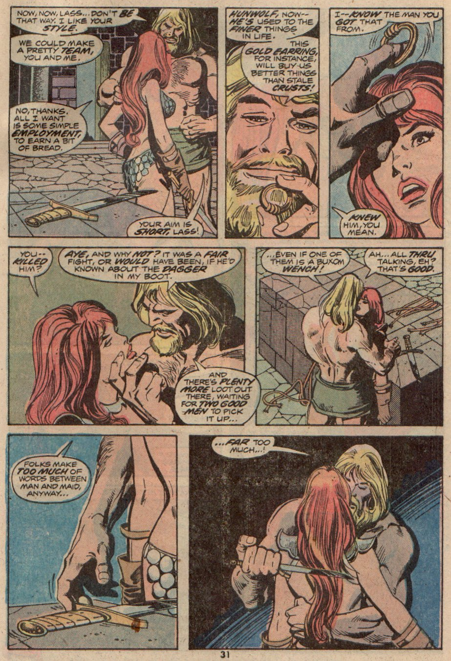 Conan the Barbarian (1970) 48 Page 19