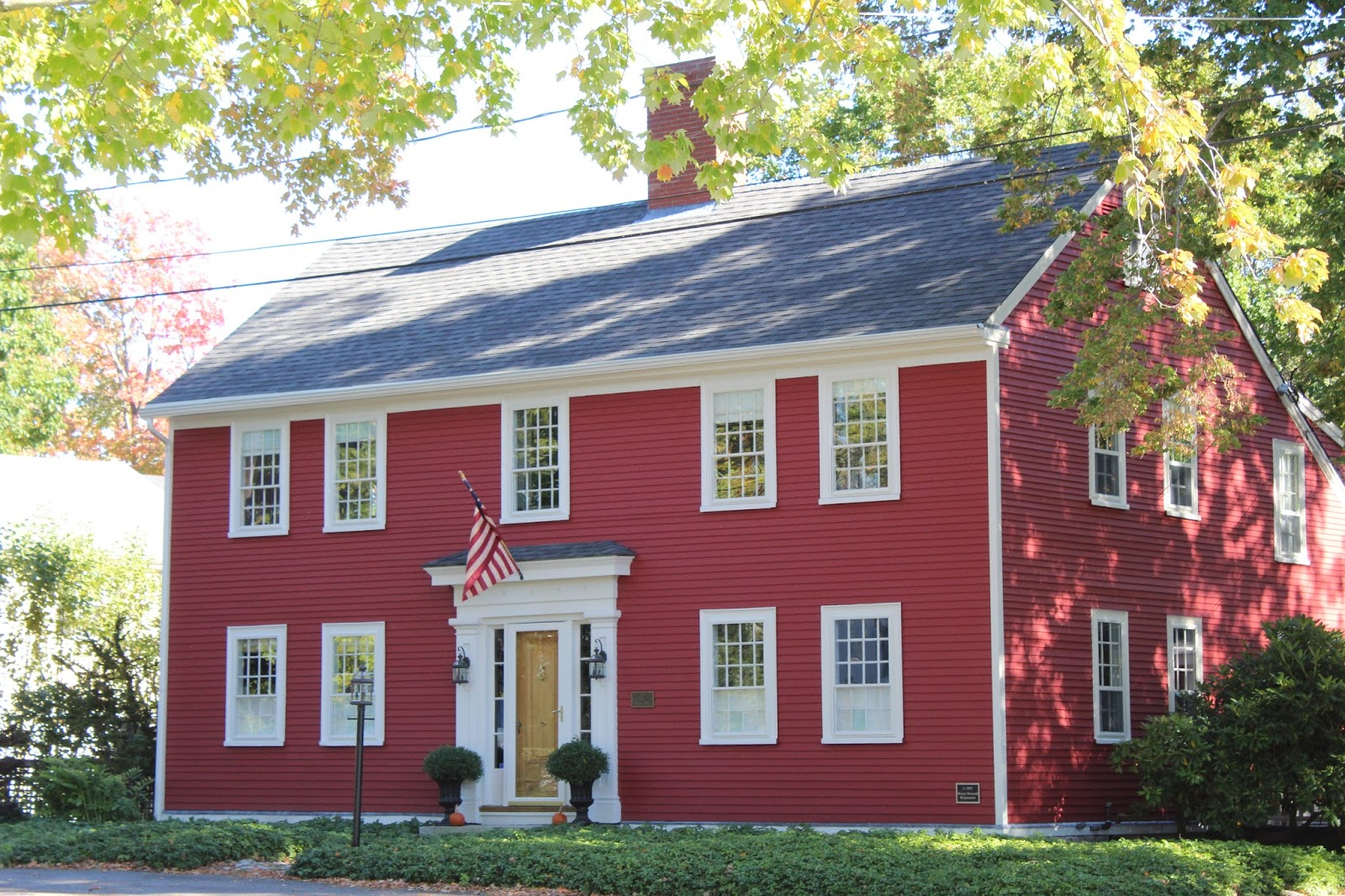 Join The Gossip Beautiful New England Homes