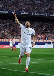 Karim Benzema 2015