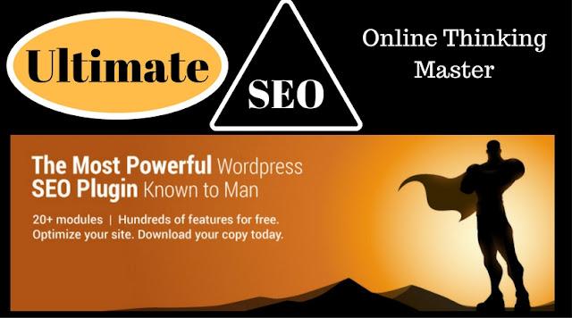 top wordpress plugins for seo   online thinking master