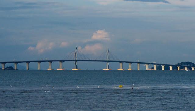 dự án xây cầu vượt biển nối Cần Giờ và Vũng Tàu